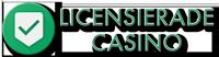 licensierade casino logo